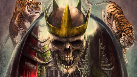 Avenged Sevenfold Interviewed By Dinosaur Journal.