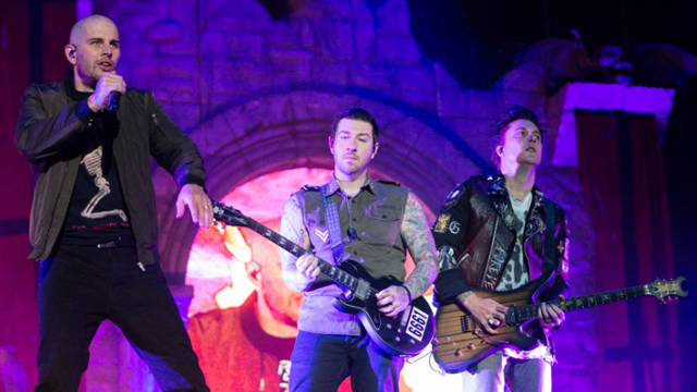 Avenged Sevenfold Live At Knotfest Mexico 2016 - Photo Round-Up.